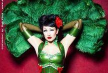 The Irish Emerald Vixen / Vixens glammin it up for St. Patty's Day.