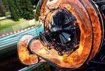 Turbo / Zdjęcia niezwykłych, turbodoładowanych silników o przerażającej mocy!