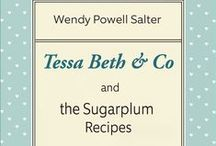 wendy-salter.com / Sugarplum Recipes Series written by Wendy Powell Salter. Christian Children's chapter book with bonus kid's cookie recipes at the end of each chapter.   Available through Amazon.com www.wendy-salter.com children's book writer