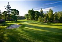 ⛳ Tee Time! ⛳ / QHotels are the largest golf resort operator in the UK and the home of championship standard courses set in unique resort locations. Imagine playing world-class Carrick course by the banks of Loch Lomond, or the Hunting course at Slaley Hall in the majestic moorland wilderness of Northumberland... Golf at its best.