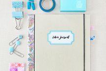 School,bags,letters...
