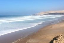 The Atlantic Coast of Morocco / Here pictures and information about our guided tours along the Atlantic Coast of Morocco