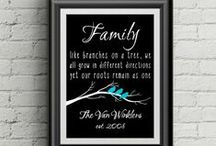 Anniversary Gift Ideas For Husband or Wife / Anniversary & Wedding gift ideas Personalized gifts for him or her. Personalized Gifts for husband or wife.