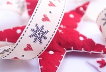 Christmas Ribbons / A selection of new and exciting ribbons for christmas 2012