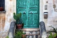 Doors and gates / by Marisa Arce