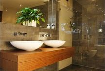 Bathrooms / by Marisa Arce