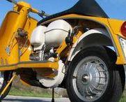 MOTORSCOOTER / FORMALISTEN / Die Kunst einen Motorroller zu warten / The art of scooter maintenance