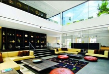 Salas I Decoração / Inspire-se com nossas dicas e mude a decoração da sua sala! Leia mais em:  zapemcasa.com.br