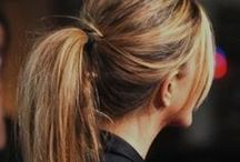 Business Hairstyles / Bored of your ponytail? Give these hairstyles a try :)