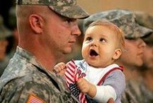 MY HERO!!! / MILITARY FAMILIES, GOD BLESS THEM!