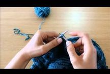 Querido Tricot - Knitting tutorials