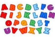 Alphabet and Number Dies / by Duquesne University Curriculum Center Ellison Machine and Dies @ Duquesne University