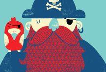 Pirates / by Sharine