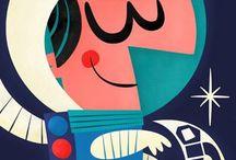 Star wars/de ruimte/astronauten / by Sharine
