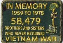 WE WILL REMEMBER!! / WW I, WW II, Korea, Vietnam, 9-11-01