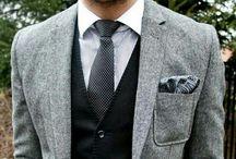Men's Fashion / by Isaura Ramirez