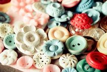Buttons / by Sharine