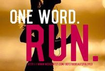 Run happy:) / by Paula Hagood