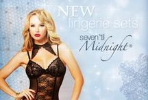 Seductive Lingerie / Roses are red, violets are blue. Our hot lingerie is perfect for you! Lose your inhibitions and get glam in the bedroom with our ravishing range of intimate apparel, including bashful baby dolls and sinfully seductive body stockings for the ultimate in porn star play!