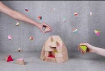 to play {wooden toys}