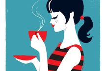 Tea time / by Sharine