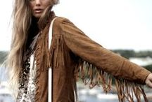 * Bohemian Chic * / My favorite summer style , because it includes freedom , happiness , carelessness and overwhelming sensation.