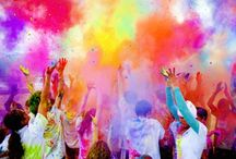 TheColorRun / by haley shea