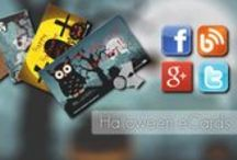 Halloween eCards app / Enjoy Halloween, surprise your friends, send Halloween countdown with eCards!!  Choose one of the text to send:  X days until Halloween!!  Happy Halloween!!  Halloween is coming are you ready??  Very soon let's go Halloween party!! Or write your own message