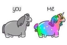 Unicorn stuff