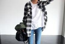 Fashion / inspirace, zajímavé outfity a doplňky
