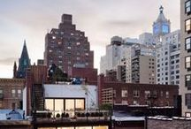 * New York.New York * / Concrete jungle where dreams are made of.
