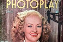 """REMEMBER """"PHOTOPLAY""""? / HOLLYWOOD STARS"""