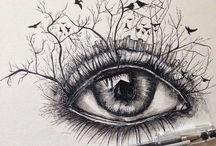 Draw art