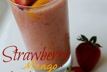 Healthy Nutritional Smoothies / Healthy High nutrition Meal replacements