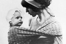 Babywearing / Women have been wearing their babies for centuries. Wear them.