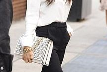 * Office Chic & Preppy Professional  Looks * / Fashion Inspiration Looks for office attire and polished looks.