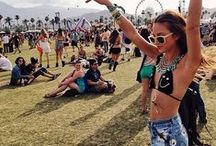 * Festival Season * / My dream Festivals to attend and how to dress at them <3