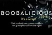 Boobalicious Ball 2015