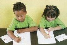 Arte e educação. / Educação infantil, e arte.