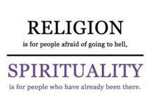 Spirituality, Reiki, Religion & Karma / What doesn't kill us makes us strong.