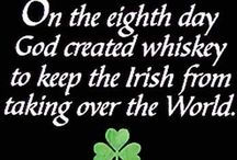 """Worldview: Ireland and all things Celtic. / I think we're from Roscommon.  Also from the French """"freyne"""". Interesting because Mom also had French roots."""