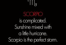 Sign-Scorpio / My best friend and others.
