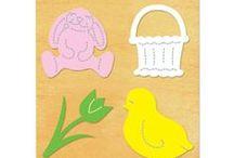 Easter Dies / by Duquesne University Curriculum Center Ellison Machine and Dies @ Duquesne University