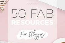 Blogging Tips / Blogging tips & advice, resources for new bloggers, and great information for starting your own blog!