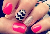 Nails / I'm obsessed with nail art