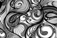 Zentangles :: Share Your Best / Love Zentangles like I Love Zentangles??  >>>  Please Share Your Best!! / by Iam Jineane