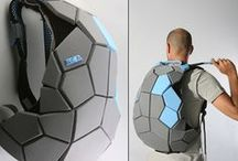Backpack Junkies / all about backpacks / by euqebm is si mbeque