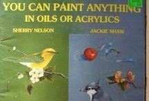 Painting, patterns and instruction / Discovering the artist in yourself...