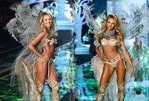 Victoria's Secret / Sexy angels on the runway, all at Victoria's Secret Shows!