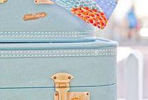 I have *baggage* / No, not proverbially baggage - actual baggage! :)